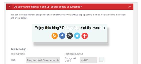Social media icon Plus wordpress Plugin | Thakur Blogger