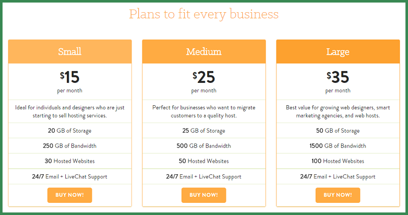 A small orange reseller web hosting plans | Thakur Blogger