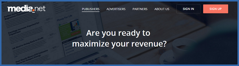 Media.net  Advertising Network -Google Adsenes Alternatives | Thakur Blogger