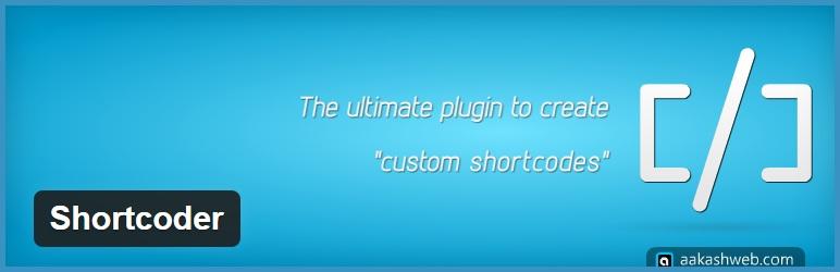 Shortcoder wordpress plugin for adding script code to wordpress - Thakur Blogger