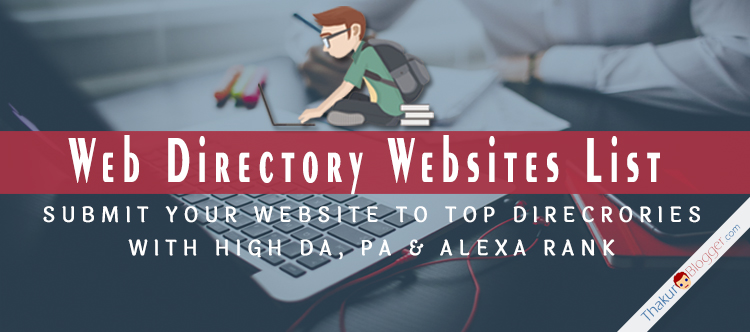 250+ Free Directory submission sites list 2016 |