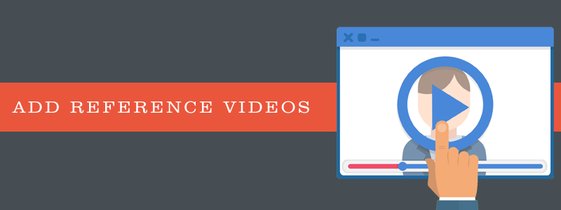 Blog post formatting - Add reference videos to the blog post - Thakur Blogger