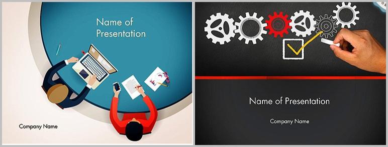 PPT Star - PowerPoint template design for business - Thakur Blogger
