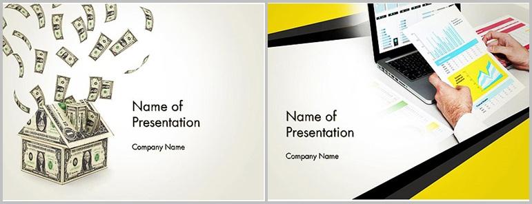 PPT Star - PowerPoint template design for finance - Thakur Blogger