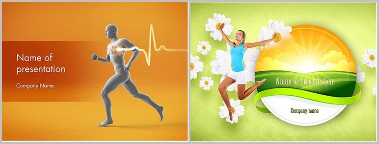 PPT Star - PowerPoint template design for healthcare - Thakur Blogger