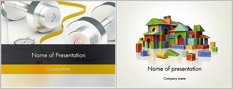 PPT Star - PowerPoint template design for realestate - Thakur Blogger
