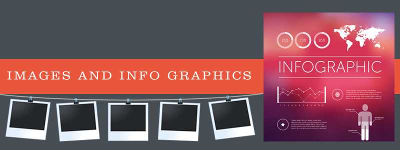 Blog post formatting - Images and info graphics - Thakur Blogger
