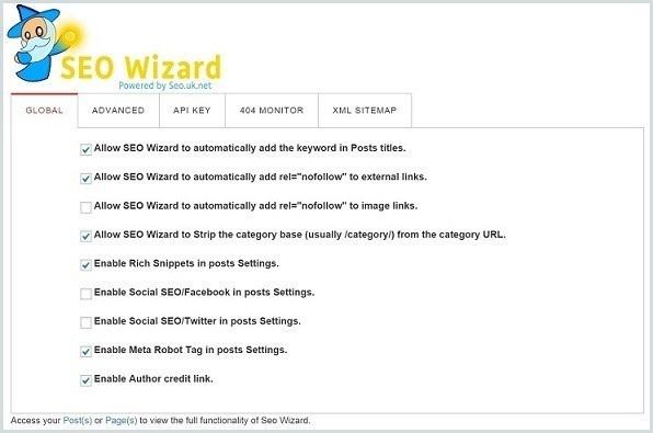 SEO plugin for WordPress - SEO wizard - Thakur Blogger