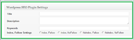 SEO wordpress plugin for content optimization - Thakur Blogger