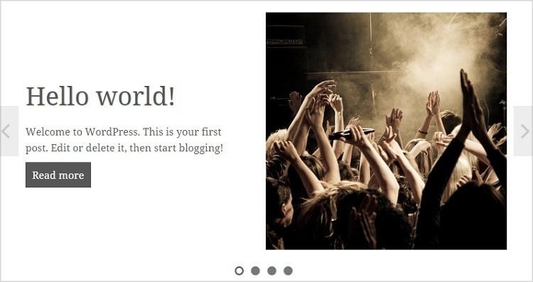 FA Lite - WP responsive slider plugin - Thakur Blogger