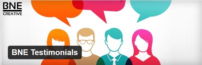 BNE Testimonials - WordPress Testimonial Plugins