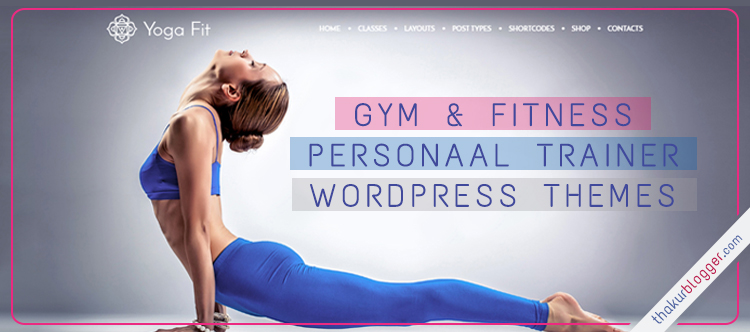 Gym and fitness wordpress themes - Fitness center wordpress theme