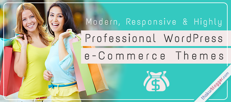 wordpress ecommerce themes list