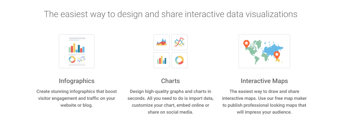 infogram - Create infographics free download