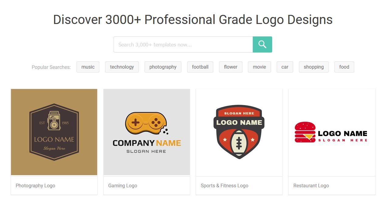 DesignEVO professional logo designs free