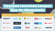 Zoutons launches Coupon app