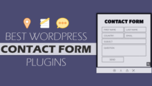 Best & Free Wordpress Contact Form Plugins List