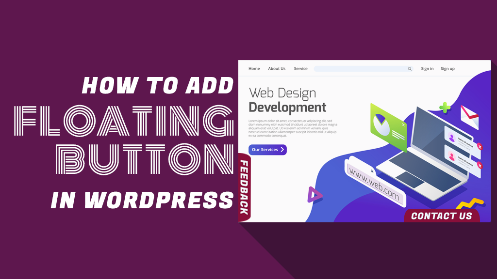 Adding Floating Call to Action Button in WordPress